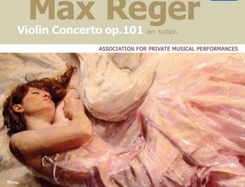 hören: regers violinkonzert bei wdr3 tonart