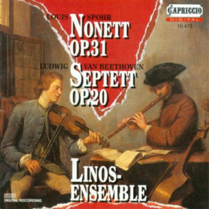 Capriccio CD 10 473