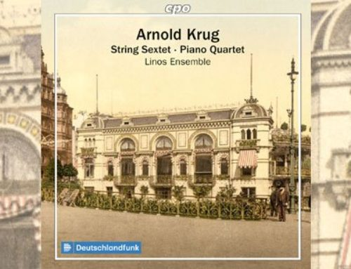 Arnold Krug: CD-Tipp bei SR2
